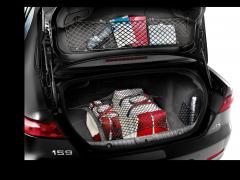 Rete trattenimento oggetti per fiancata bagagliaio per Alfa Romeo 159