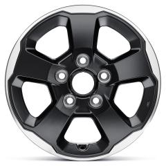 Cerchio in lega 6J x 15'' per Fiat Professional Ducato
